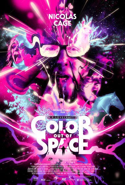 دانلود فیلم Color Out of Space 2019 با زیرنویس فارسی چسبیده