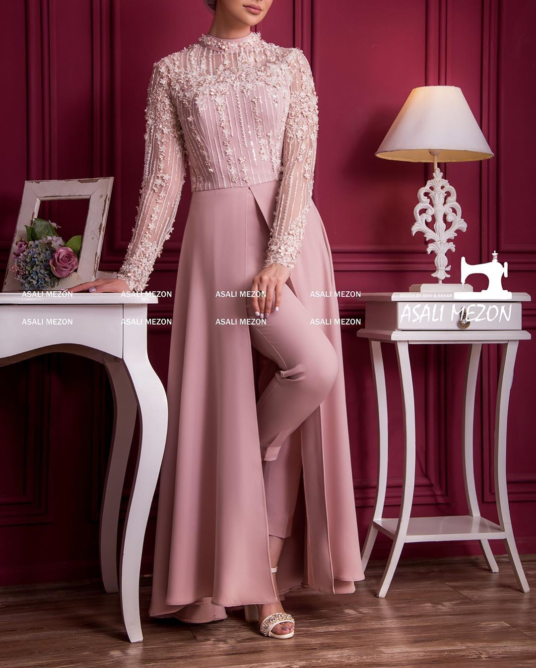 مدل لباس مراسم مجلسی زنانه