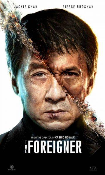 دانلود فیلم The Foreigner 2017 با زیرنویس فارسی چسبیده + دوبله