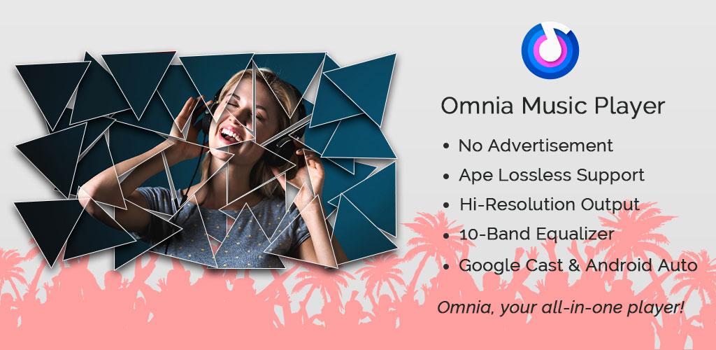 Omnia Music Player - MP3 Player, APE Player Premium 1.4.0