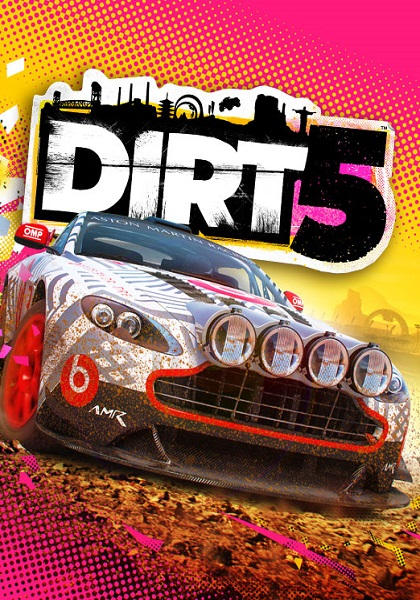دانلود بازی DIRT 5 برای کامپیوتر