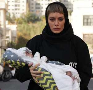 سحر قريشي در فيلم اتومبيل / سحر قريشي بازيگر سينما