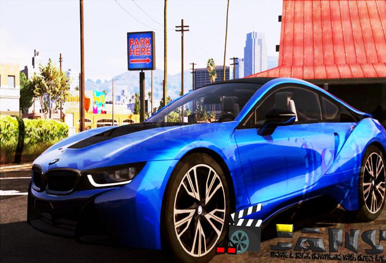 دانلود ماشین 2015 BMW I8 برای GTA V