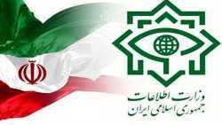 باز هم وزارت اطلاعات گل کاشت / حبيب فرج الله چعب در دام اطلاعات ايران