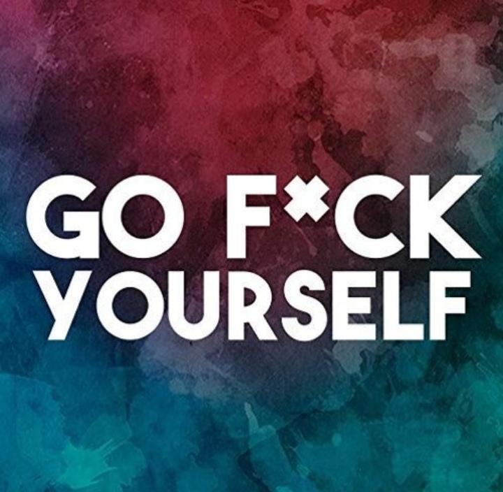 متن و ترجمه آهنگ Go Fuck Yourself از تو فیت