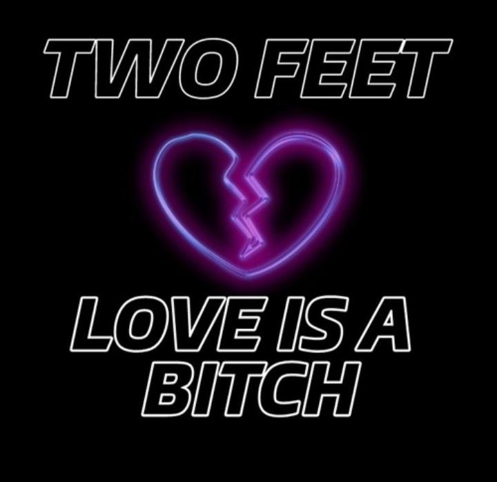 متن و ترجمه آهنگ Love is a Bitch از تو فیت