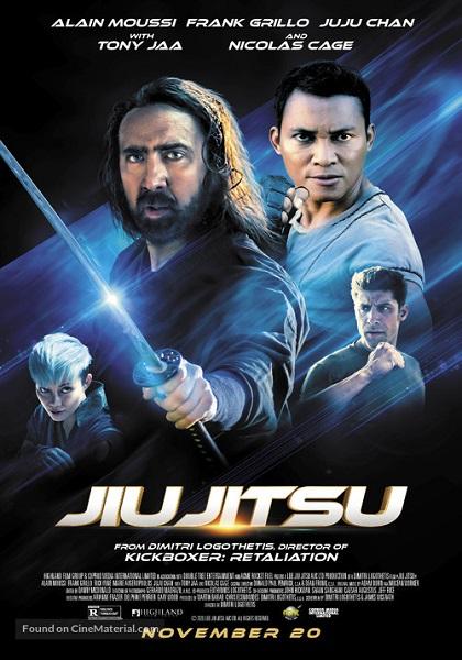 دانلود فیلم جو جیتسو دوبله فارسی Jiu Jitsu 2020