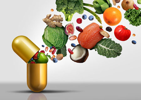 مولتی ویتامین طبیعی