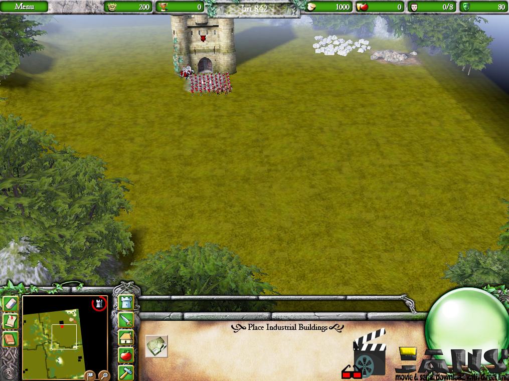 دانلود مپ جنگی Danoob برای Stronghold Legends