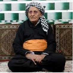 حاج احمد صوفي در 139 سالگي درگذشت