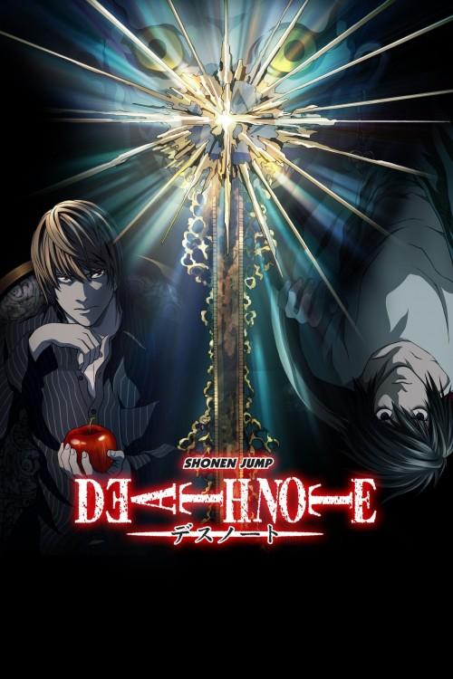 دانلود انیمه دفتر مرگ Death Note