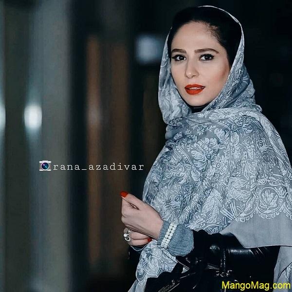 بیوگرافی رعنا آزادی ور و همسرش مهدی پاکدل + زندگینامه