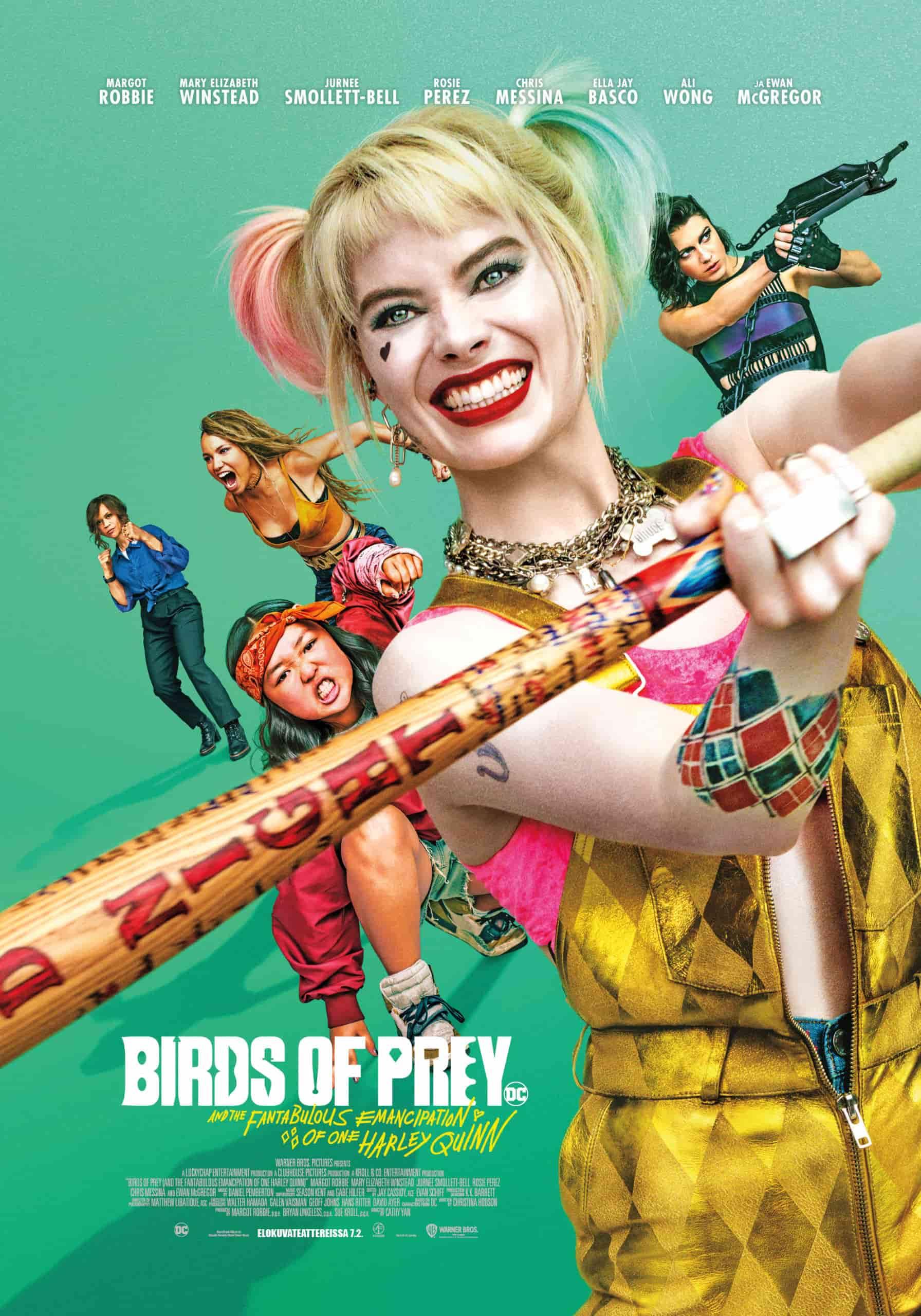 دانلود فیلم Birds of Prey 2020