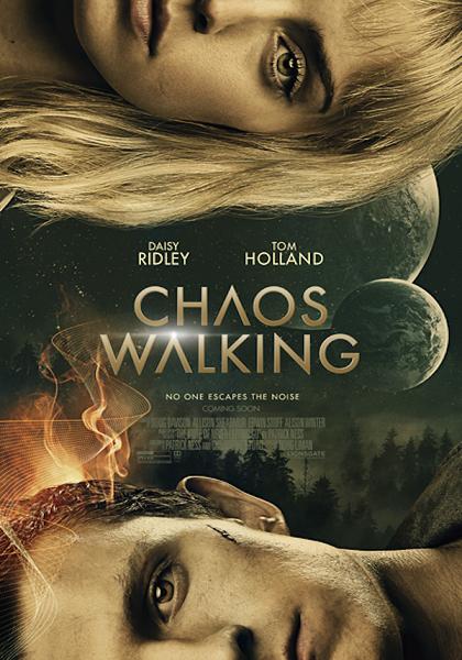 دانلود فیلم آشوب مدام دوبله فارسی Chaos Walking 2021