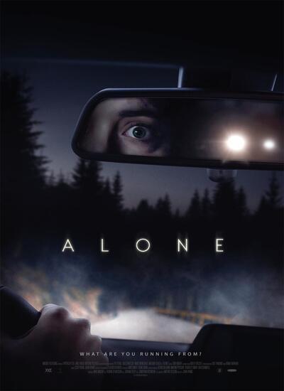 فیلم تنها دوبله فارسی Alone 2020