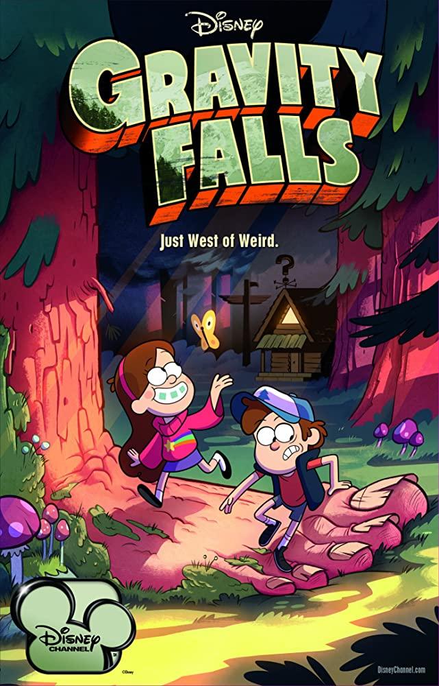 دانلود سریال Gravity Falls