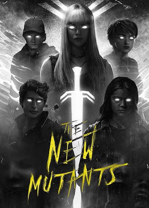 دانلود فیلم ترسناک The New Mutants 2020 جهش یافته های جدید دوبله فارسی