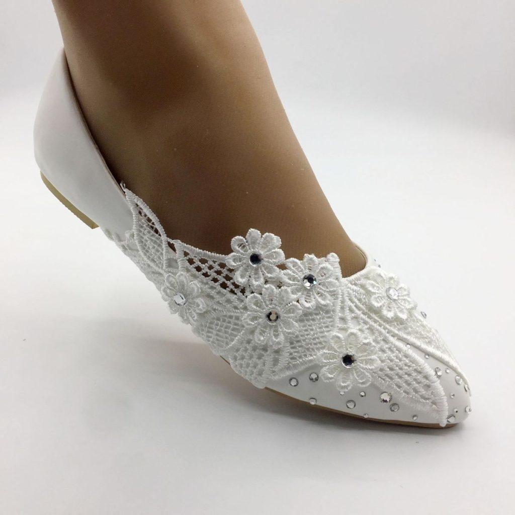 کفش عروس و توصیه های برای انتخاب