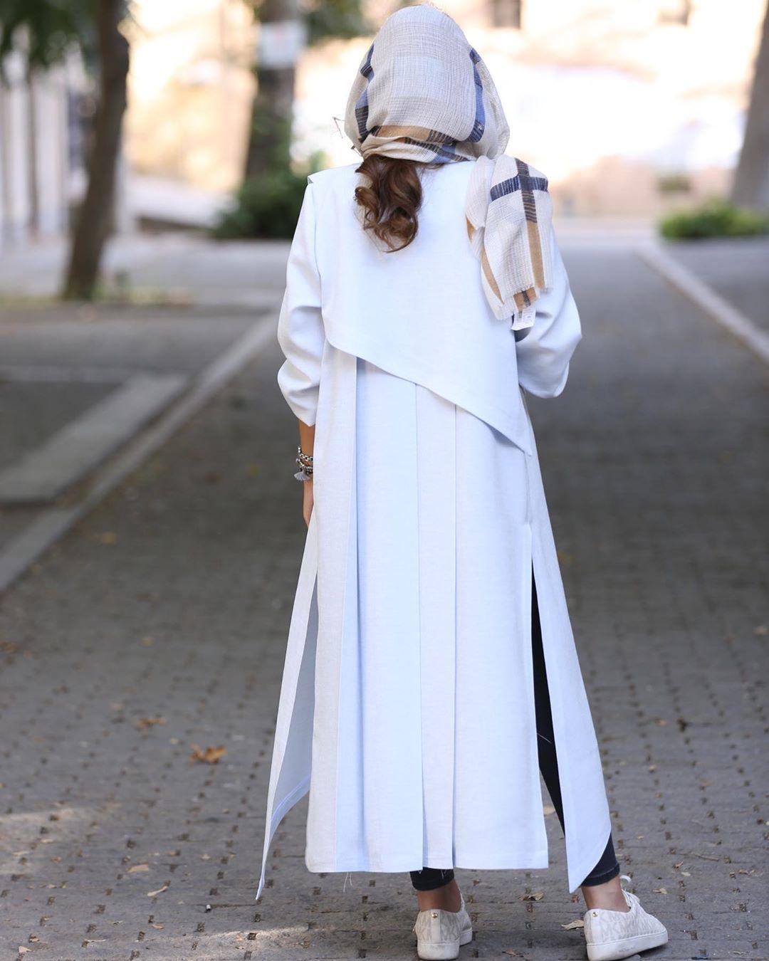 مدل مانتو دخترانه اینستاگرام
