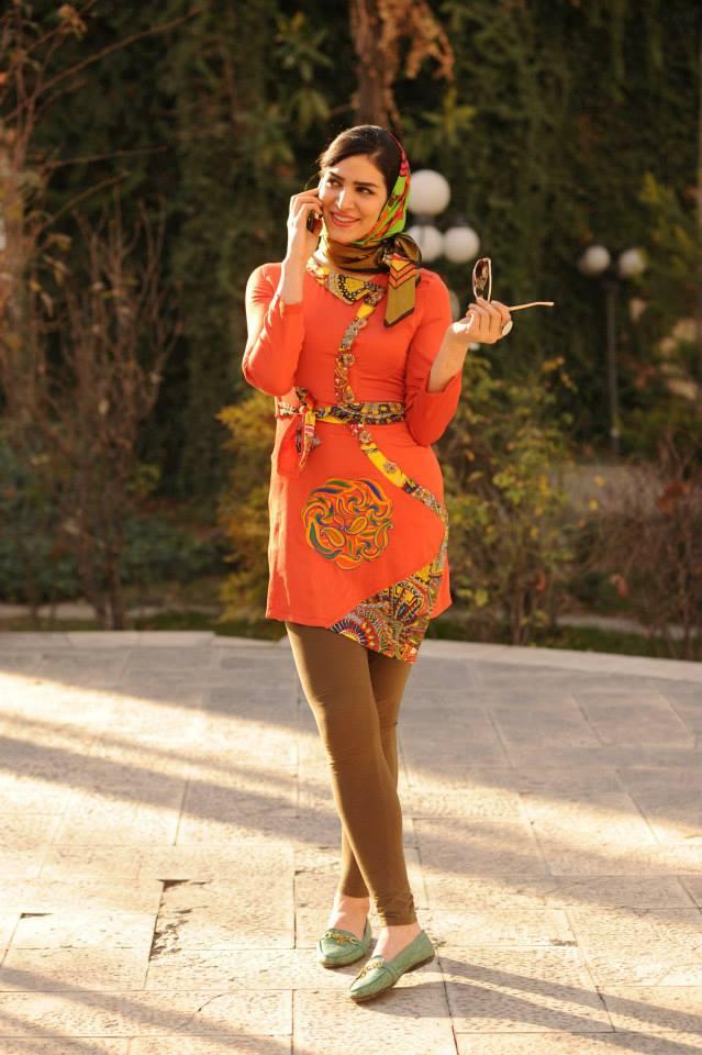 مدل مانتو اسپرت تابستانی دخترانه