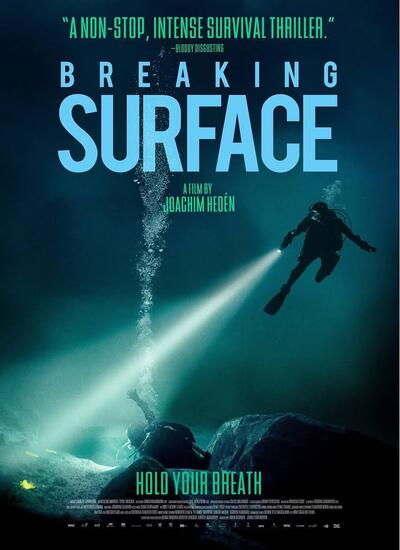 دانلود فیلم شکستن سطح دوبله فارسی Breaking Surface 2020