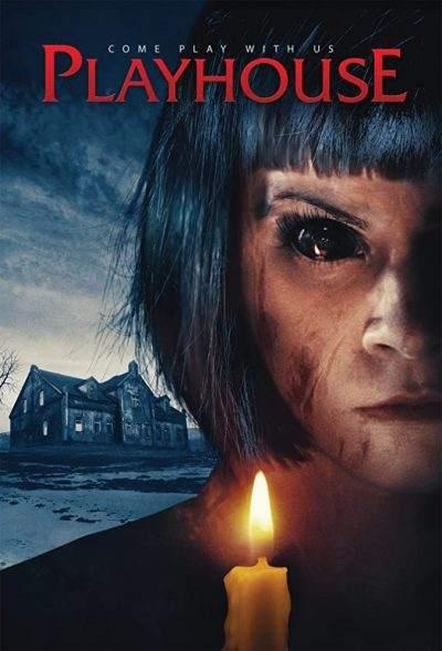 دانلود فیلم ترسناک Playhouse 2020 خانه بازی