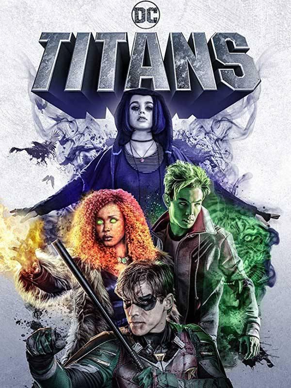 دانلود سریال تایتان ها Titans