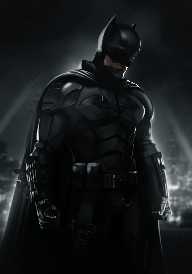 دانلود فیلم اکشن The Batman 2021 بتمن