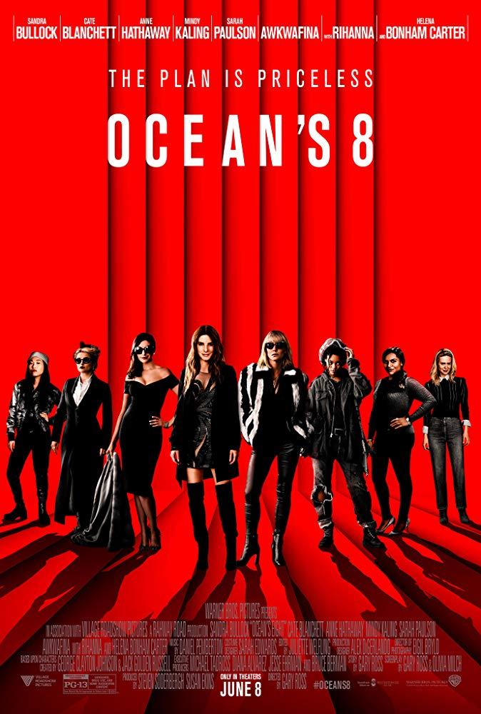 دانلود فیلم Oceans 8 2018 هشت یار اوشن دوبله فارسی