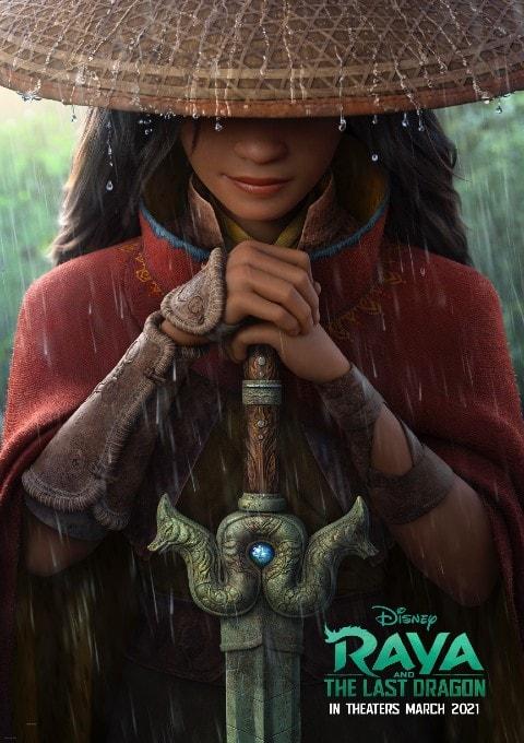 دانلود انیمیشن جدید Raya and the Last Dragon 2021 رایا و آخرین اژدها