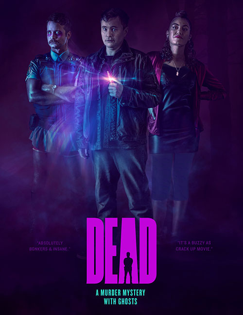 دانلود فیلم کمدی Dead 2020 مرده دوبله فارسی