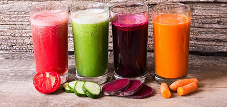 آب سبزیجات برای کاهش فشارخون ، آب سبزیجات برای کنترل فشار خون بالا