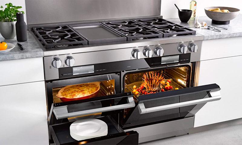 انتخاب اجاق گاز مناسب برای آشپزی و استفاده از فر