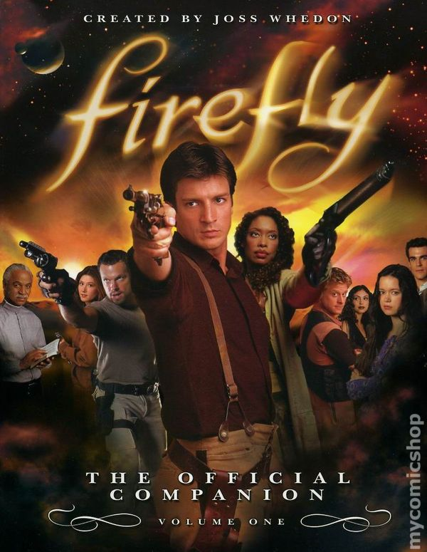 دانلود سریال Firefly