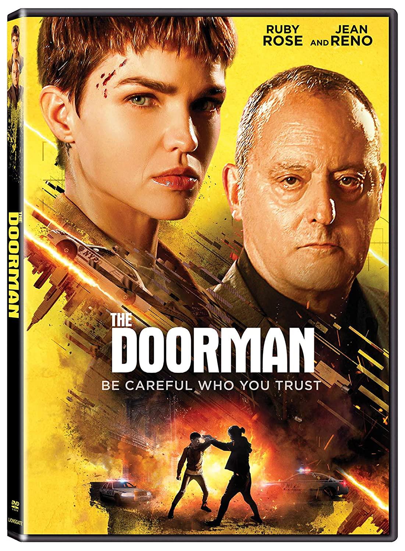 دانلود فیلم اکشن The Doorman 2020 دربان دوبله فارسی