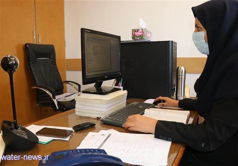 برگزاری موفق آمیز اولین ممیزی مراقبتی استاندارد ISO/iec 17025 آزمایشگاه آبفای استان سمنان