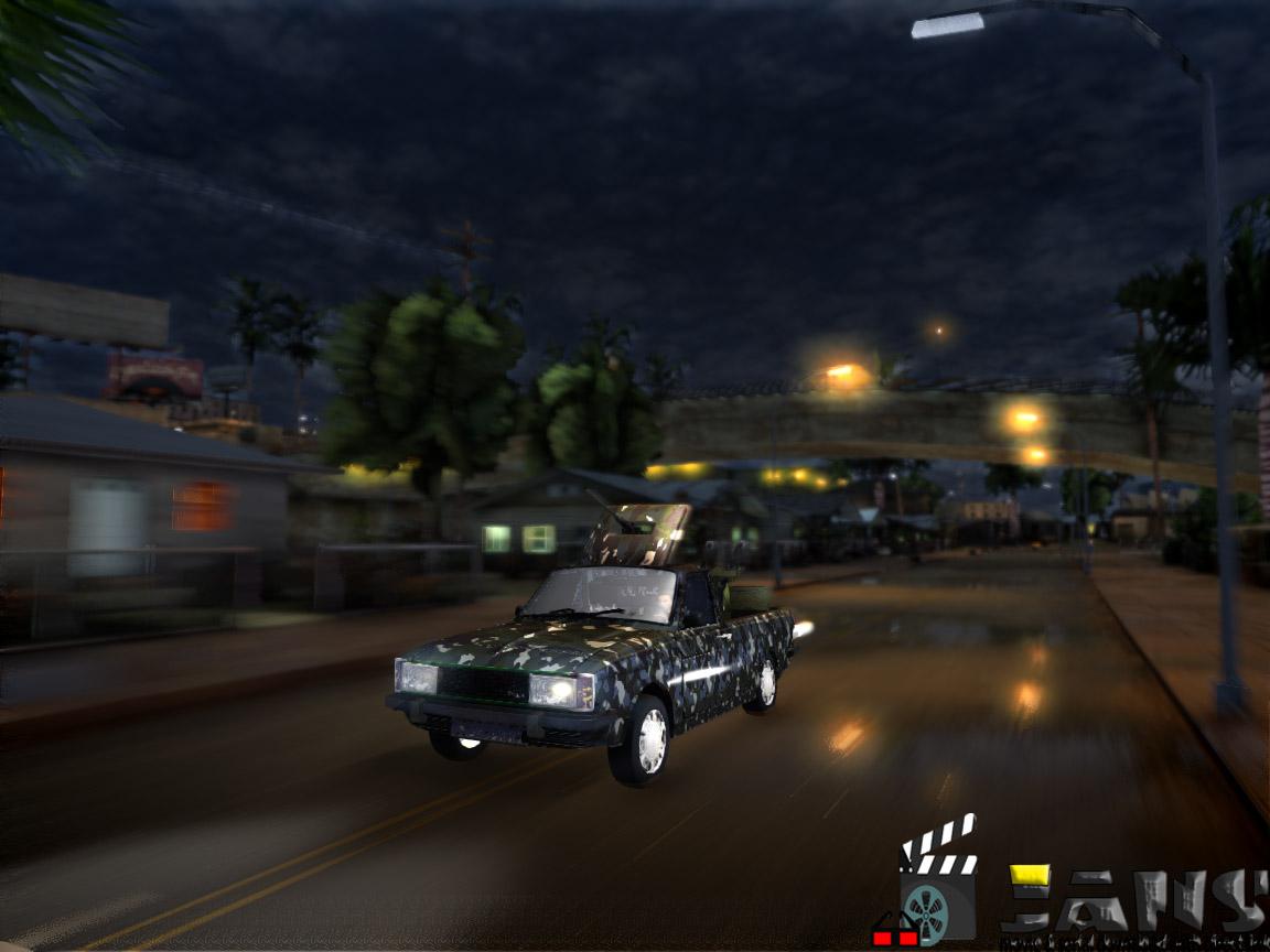 دانلود پیکان داعشی برای GTA San Andreas