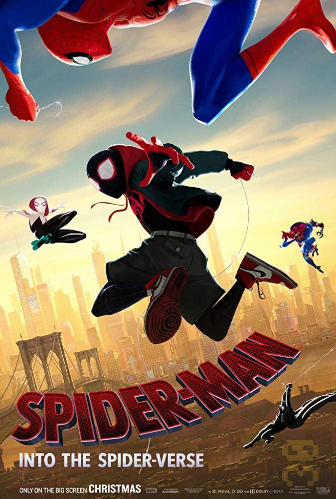 دانلود انیمیشن مرد عنکبوتی و دنیاهای موازی 2018