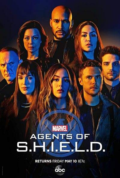 دانلود سریال Agents of S.H.I.E.L.D ماموران شیلد
