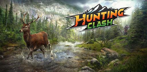"""دانلود Hunting Clash 2.21a – بازی شبیه ساز شکار """"رقابتِ شکار"""" اندروید + مود"""
