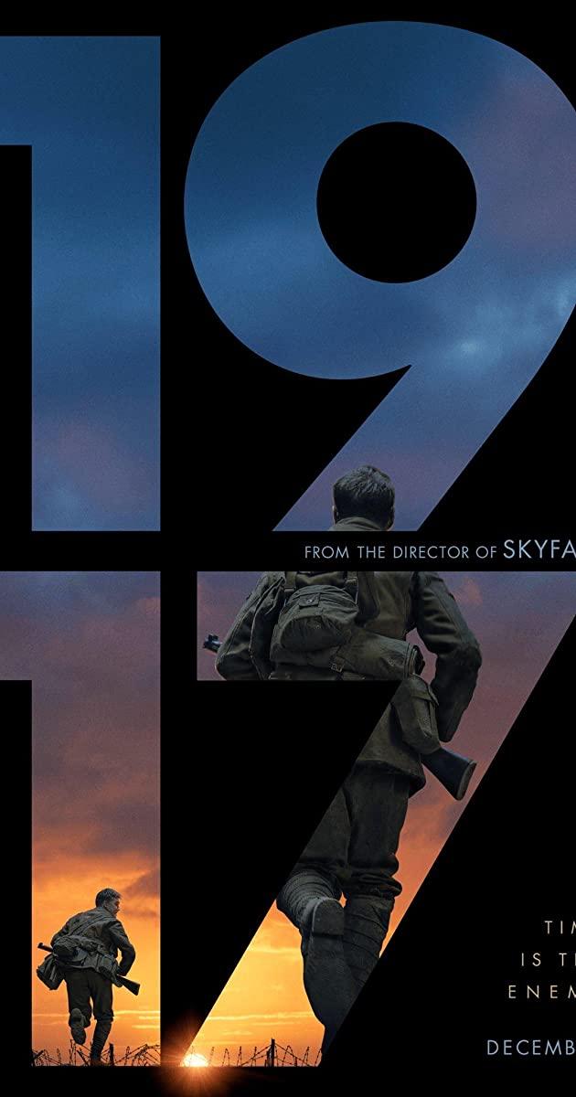 دانلود فیلم تحسین برانگیز 1917