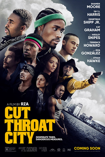 دانلود فیلم اکشن Cut Throat City 2020 شهر آدمکش ها دوبله فارسی