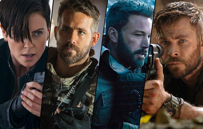 بهترین فیلمهای اکشن سال ۲۰۲۰