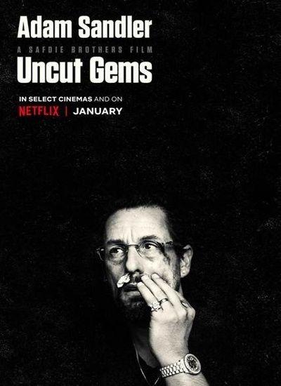دانلود فیلم جنایی Uncut Gems 2019 جواهرات بریده نشده دوبله فارسی