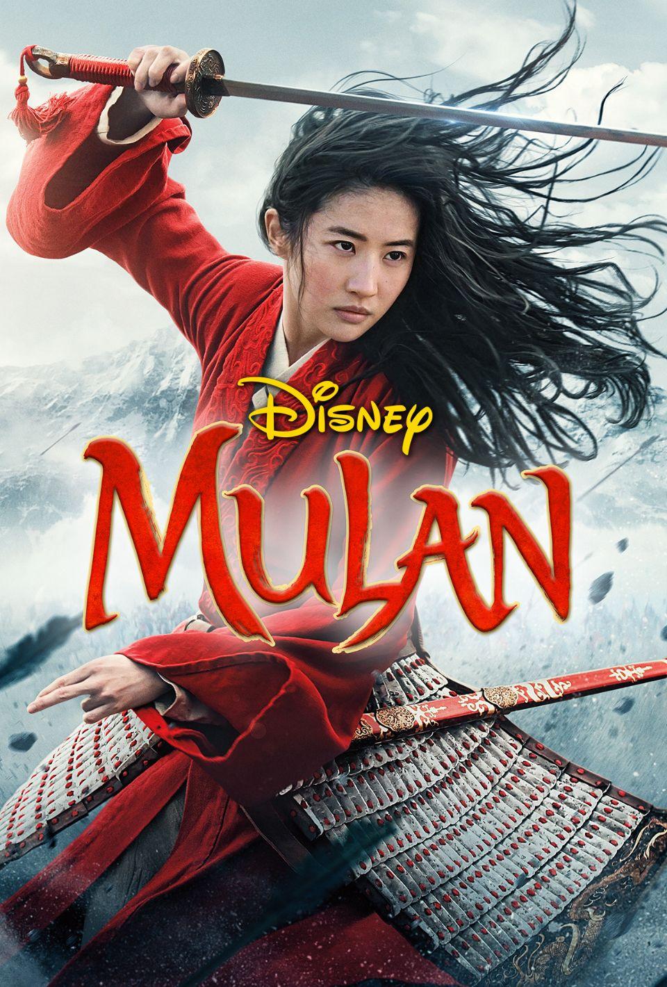 دانلود فیلم اکشن Mulan 2020 مولان دوبله فارسی