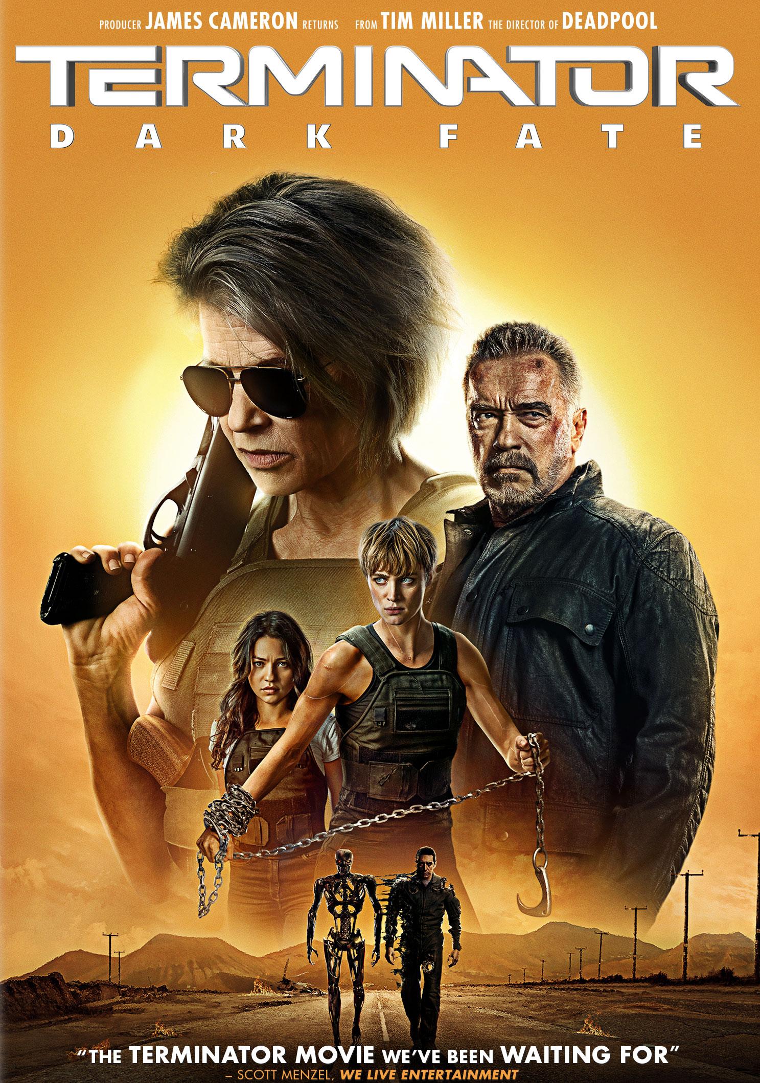 دانلود فیلم Terminator Dark Fate 2019