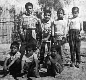 عکس کودکي رضا صادقي خواننده معروف