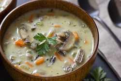 طرز تهيه سوپ بلدرچين خوشمزه