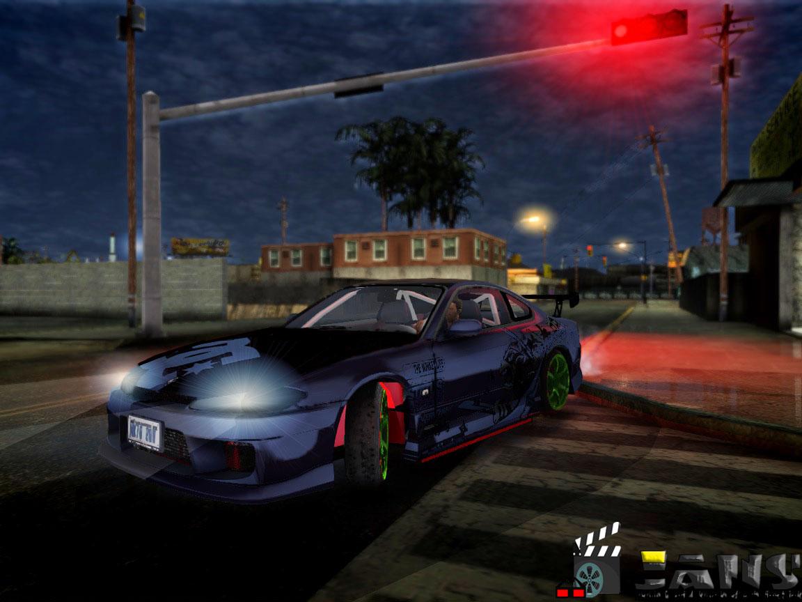 دانلود ماشین Nissan Silvia S15 برای GTA SAN