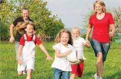 چگونه بچه ها را به ورزش کردن علاقه مند کنيم؟